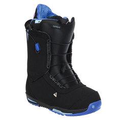 Ботинки для сноуборда женские Burton Supreme Blue Eclipse