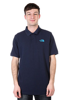Поло The North Face Polo Piquet Cosmic Blue