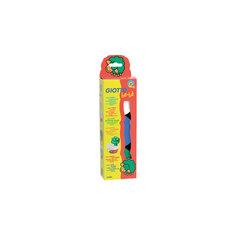 Мягкая паста для моделирования - аналог соленого теста, 3шт х 100 г, белый, зеленый, синий. Lyra