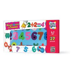 Набор цифр и знаков, 27 деталей Kribly Boo