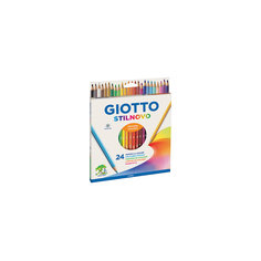 Цветные карандаши, 24 шт. Giotto
