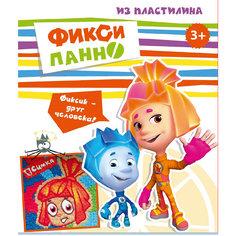 """Панно из пластилина """"Симка"""", Фиксики Centrum"""