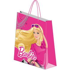 Пакет подарочный 41,5*55*15,5 см, Barbie Академия групп