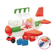"""Игровой набор """"Самолет"""", Peppa Pig Росмэн"""