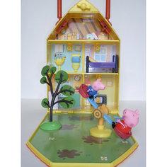 """Игровой набор """"Дом Пеппы с садом"""", Peppa Pig Росмэн"""