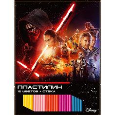"""Пластилин """"Звездные войны"""" 12 цветов, 240 г Centrum"""