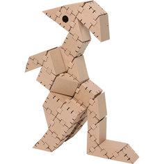"""Картонный конструктор """"Динозавр Игу"""", Yohocube"""