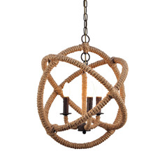 "Люстра ""Rope small orb chandeler"" Gramercy"