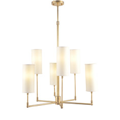 """Люстра """"Clarence Small Chandelier"""" Gramercy"""