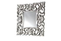 Зеркало PU021 серебро Dupen
