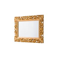 Зеркало PU049 золото (90*120) Dupen