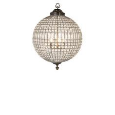 "Светильник подвесной  ""Mini round chandelier"" Eichholtz"