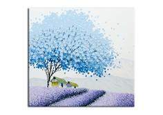 "Картина ""Лаванда в цвету"" Muzante"