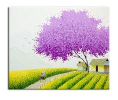 """Картина """"Рапс в цвету"""" Muzante"""