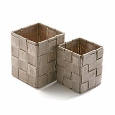 Набор корзин для хранения (2шт) Colibri