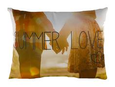 """Подушка с принтом """"Summer Love"""" DG"""