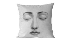 "Подушка с портретом Лины Пьеро Форназетти ""Dream"" DG"