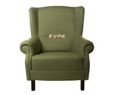 """Кресло, декорированное розами """"Цветы Прованса"""" La Neige"""