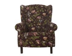 """Кресло с цветочным орнаментом """" Цветы Прованса"""" La Neige"""