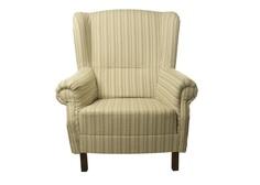 Кресло в светлую полоску La Neige