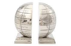 """Держатель для книг """"Алюминиевый глобус"""" Garda Decor"""