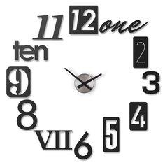 "Креативные настенные часы ""Numbra"""