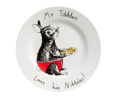 "Тарелка ""Mr Tibbles"" DG"