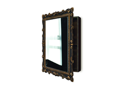 Зеркальный Шкаф для ванной комнаты Vezzolli