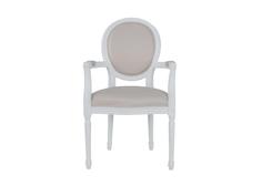 """Кресло """"Diella white"""""""
