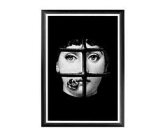 """Арт-постер """"Лина"""", версия """"Пленительный образ"""" Object Desire"""