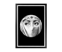 "Арт-постер ""Лина"", версия ""Этника"" Object Desire"