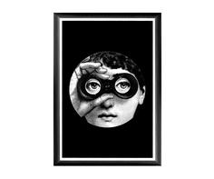 "Арт-постер ""Лина"", версия ""Опера"" Object Desire"