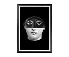 "Арт-постер ""Лина"", версия ""Карнавал"" Object Desire"