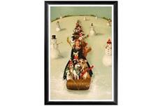 Арт-постер «Рождественские каникулы» Object Desire