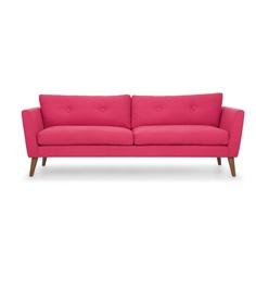"""Трехместный диван """"Хадсон L PINK"""" Vysotka Home"""