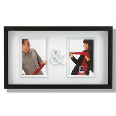 """Рамка для двух фотографий """"You&me"""" Umbra"""