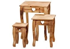"""Набор из трех столиков """"Bozen"""" Boltze"""