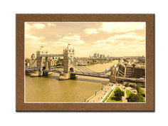 "Картина ""Лондонский мост"" Muzante"