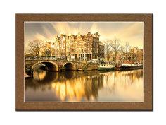 """Картина """"Амстердам"""" Muzante"""