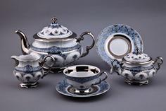 """Чайный сервиз """"Восточная коллекция"""" Rudolf Kampf"""