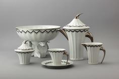 "Чайный сервиз ""Египетская коллекция"" Rudolf Kampf"