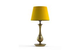 """Настольная лампа """"Lyra gold"""" Respect Light"""