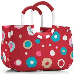 "Сумка ""Loopshopper m funky dots 2"" Reisenthel"