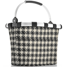 "Сумка велосипедная ""Bikebasket plus fifties black"" Reisenthel"
