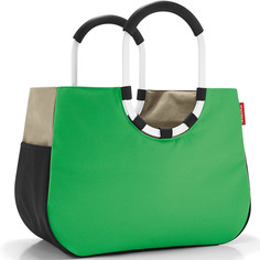 "Сумка ""Loopshopper l patchwork green"" Reisenthel"