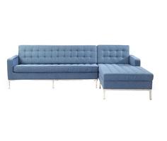 "Диван четырехместный ""Knoll corner sofa"" Icónico"