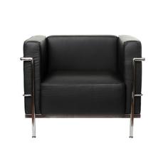 "Кресло ""Le Corbusier"" Черный Icónico"