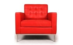 """Кресло """"Knoll"""" Красное Icónico"""