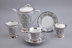 Чайный сервиз «Византия» Rudolf Kampf