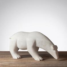 """Статуэтка """"Белый Медведь"""" Roomers"""